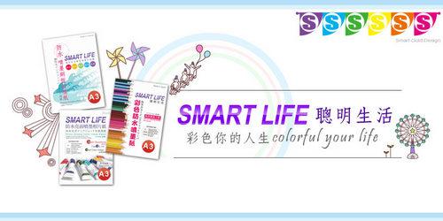 日本進口 Smart Life 防水亮面噴墨相片紙 A4 210磅 100張