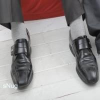 sNug 腳臭剋星科技紳士襪 3雙優惠組