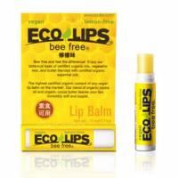 美國ECO LIPS 依蔻麗唇 有機護唇膏-檸檬味 無色_全素