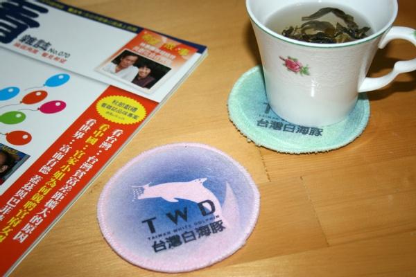 台灣白海豚沐浴泡棉X3