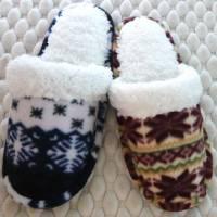 e鞋院 [雪棉棉]毛茸舒適室內拖鞋