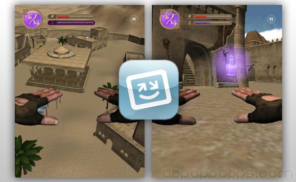 [新App推介]必試新體驗: iPhone/iPad也能偵測眼睛和頭, 體感玩遊戲 [影片]