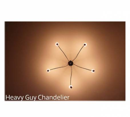 《品居國際》Heavy Guy Chandelier 吊燈