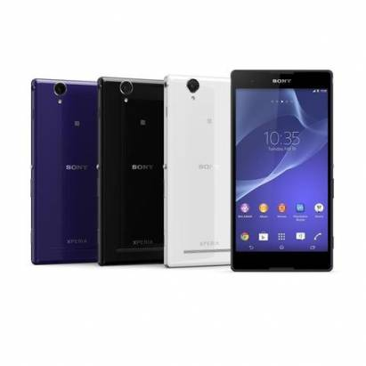 Sony 於海外發表兩款平價手機,分別為 6 吋 LTE 機 Xperia T2 Ultra 與 4 吋機 Xperia E1