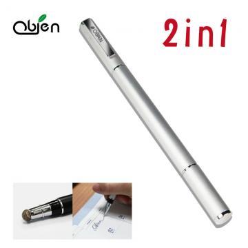OBIEN 2in1 Touch Pen高感度商務型二用觸控筆