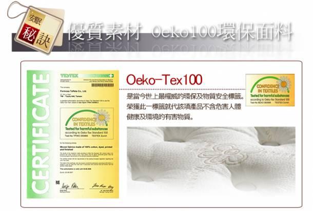 【睡眠達人SL3405】國家專利,獨立筒床墊,護背型系統,環保面料,Q軟適中,加大雙人,MIT (送USB保暖毯)
