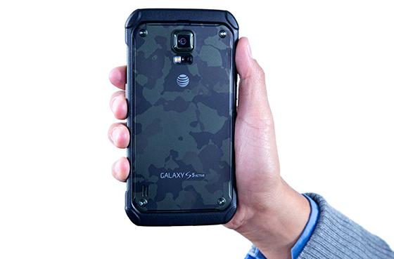 GS5 三防加強版: Galaxy S5 Active 正式公佈 [影片]