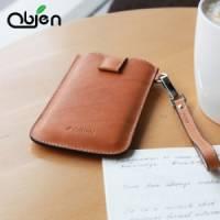 Obien Milano 真皮手機套 4.6吋-4.8吋