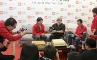 Apple創辦人Steve Woz大讚小米 更由iPhone轉投這部