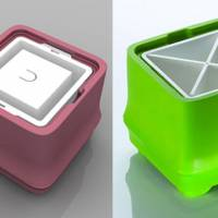 POLAR ICE 極地冰盒二代-雙個特惠組 粉+綠