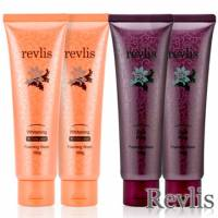 【Revlis】經典胺基酸淨白緊緻4件組 零毛孔x2+淨白x2