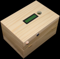 集尋寶與送禮於一身的 GPS 定位禮物盒
