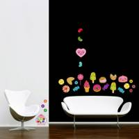 《Smart Life》創意無痕壁貼◆彩色餅乾