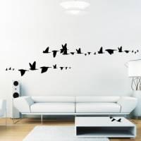 《Smart Life》創意無痕壁貼◆飛翔鳥兒