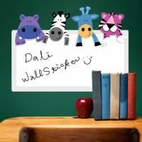 《Smart Life》創意無痕壁貼◆動物白板