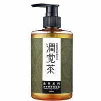 【潤覺茶】金萃瞬澤洗髮露 350ml 一般及受損髮質均適用