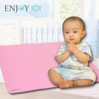 升級版《ENJOY101》矽膠布防蟎止滑隔尿墊 - L 60x90cm