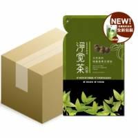 茶寶 淨覺茶 天然茶籽碗盤蔬果洗潔液補充包700ml 8入