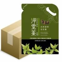 【茶寶 淨覺茶】天然茶籽洗衣素補充包1800ml 8入組