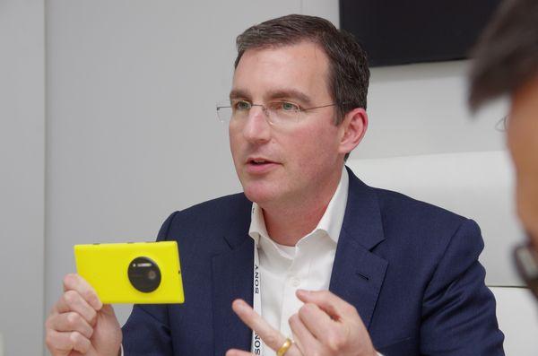 CES 2014 :高通市場行銷副總裁 Tim McDonough 表示,Snapdragon 品牌將擴展到行動設備外的領域