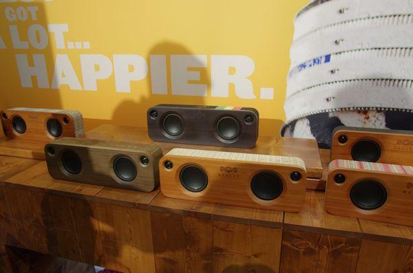CES 2014 :講求環保的 Marley 展出 LIBERATE 系列與 LIGEND ANC 耳機