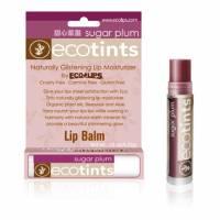 美國ECO LIPS 依蔻麗唇 有機護唇膏-甜心紫灩 有色_豆沙紅