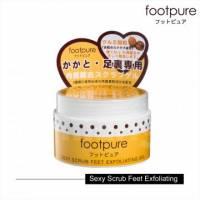 footpure性感腿足去角質凝膠120g