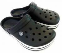 e鞋院 園丁鞋 布希鞋---男 黑