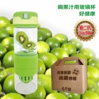 綠鑽檸檬6斤+多功能養生杯