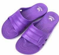 e鞋院 輕量室內 室外拖鞋-女 紫