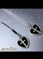 【飾飾飛飛】守護愛情‧情人項鍊+吊飾組 *