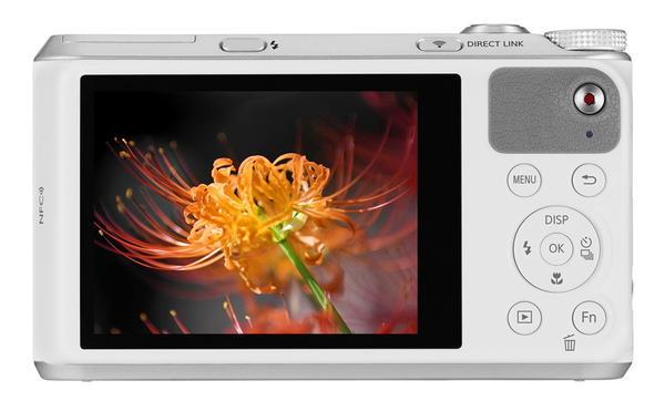 三星推出SMART Camera WB350F,主訴求除了強大變焦功能之外,還能夠以Wi-Fi / NFC分享照片