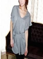 《完美比例》韓國雜誌寬腰帶休閒裙