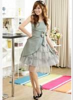 《正品玫瑰園》晚宴公主小禮服洋裝 適胸32-46吋 三色