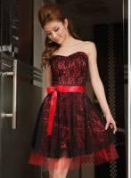 《正品玫瑰園》風情萬種蕾絲晚宴禮服 適胸32-47吋 三色