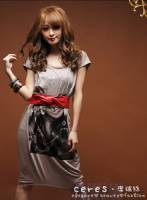《CERES席瑞絲》亮蔥柔棉長洋裝 共二色