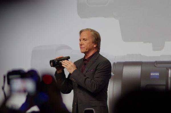 CES 2014 : Sony 持續強調由影像拍攝、內容供應到顯示技術之一條龍的 4K 產品線