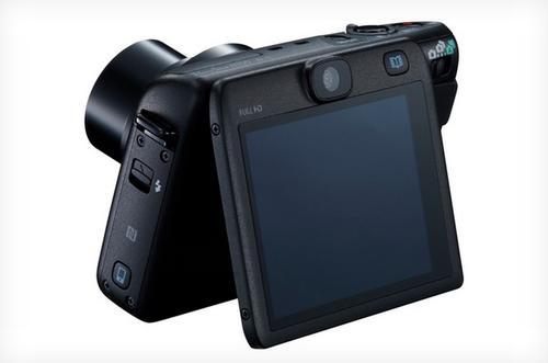 CES 2014:Canon Powershot N100 讓您捕捉自己拍照時的表情