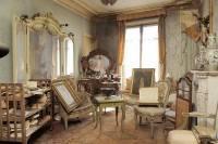 [另類廢墟]保存了 70 年沒有變過的巴黎公寓