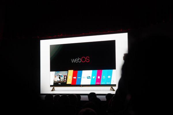 CES 2014 : LG 今年將有半數的智慧電視改用 webOS