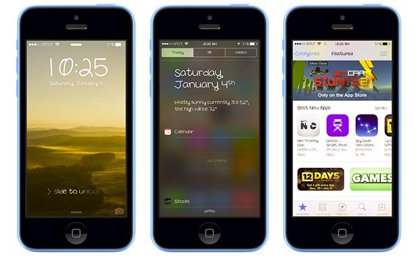 [Cydia教學]不喜歡iOS 7預設字體? 簡單自選 iOS 字體