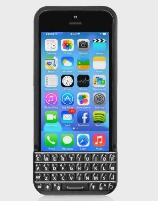 BlackBerry 控告 iPhone QWERTY 鍵盤廠商抄襲設計?