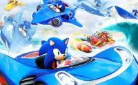 """音速小子賽車新作: """"Sonic All-Stars Racing Transformed""""海陸空變型鬥速"""