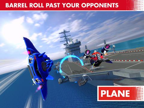 """音速小子賽車新作: """"Sonic & All-Stars Racing Transformed""""海陸空變型鬥速"""