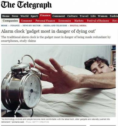 [觀點]不要放棄你的鬧鐘,我有六大理由