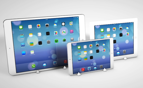 iPad Pro 將配備獨有新功能: 追蹤你的眼睛?