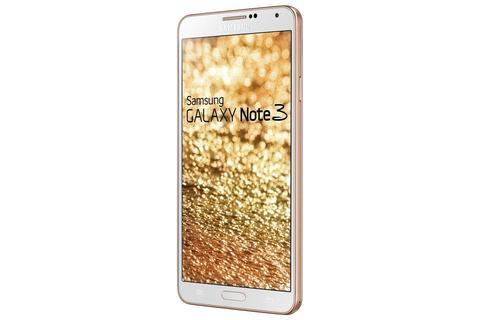 三星 Galaxy Note 3 LTE 推出玫瑰金新色