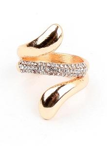 《完美比例》時尚鑲鑽戒指