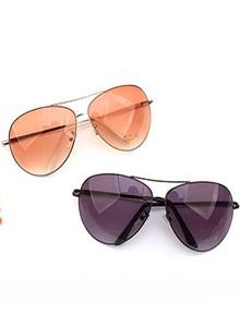 《完美比例》造型太陽眼鏡(紫)