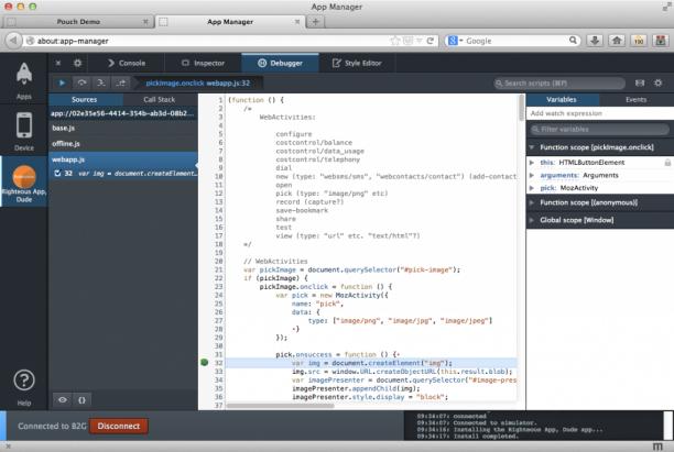 淺談 Firefox 28 開發者工具